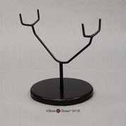 Table Stand for Humpback Whale Vertebra