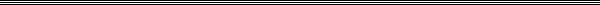 triple lines